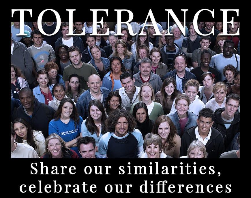 Bringing Tolerance to Religion and Politics