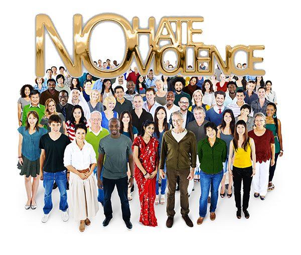 No Hate No Violence